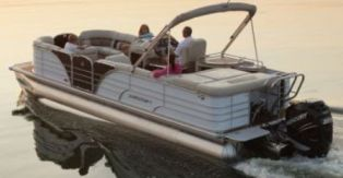 Blue Water Marine Pontoons by Starcraft