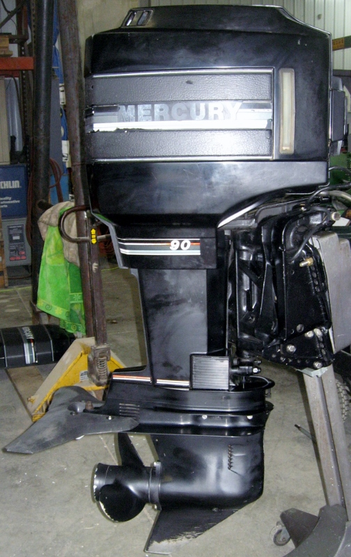 1989 mercury 90 elpto for Used 90 hp outboard motors